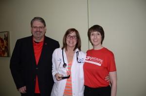 V-Red.Award.Mike&MarlisaGunderson.Kate Kinney
