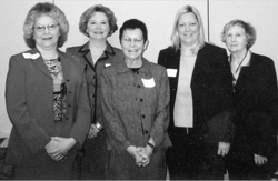Participating in AARDA's second Congressional Briefing, 2005.