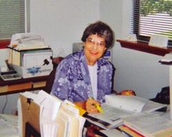 Iva N. Roe, 1995