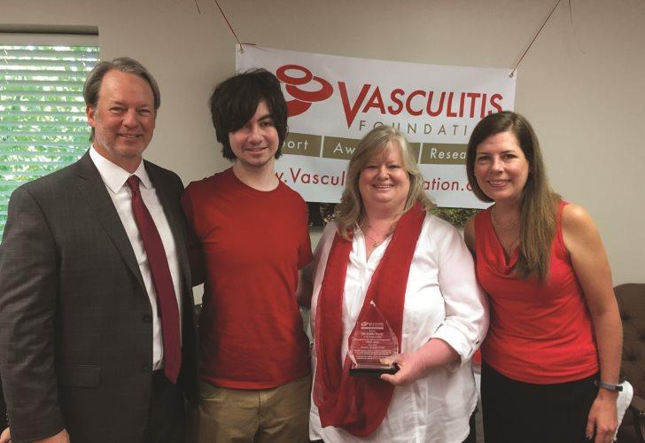 Vasculitis study group